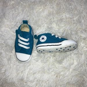 Infant Converse Size 3 shoes